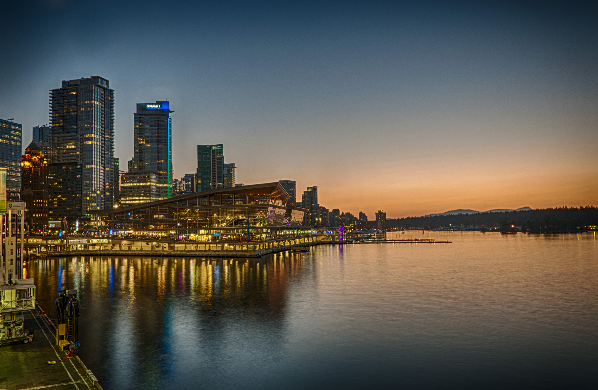 Photograph Vancouver Convention Centre HDR by Andrea Spallanzani on 500px