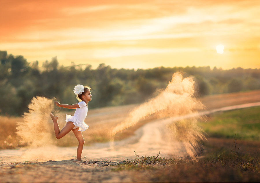 Dancing with dust.... by Broquart Photography on 500px.com