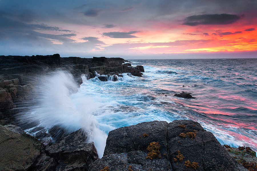 Photograph The Wave by Frank Galattico on 500px
