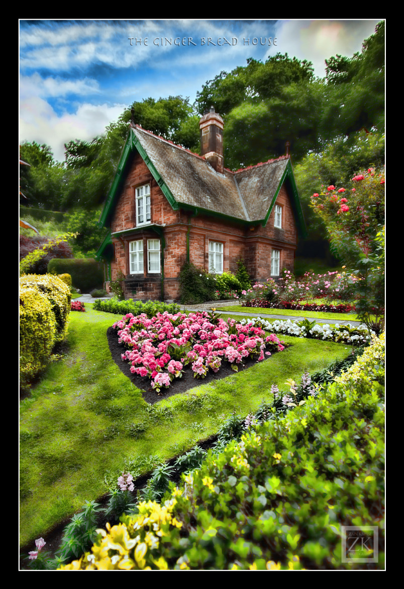 Photograph Gingerbread House 2 by Zain Kapasi on 500px
