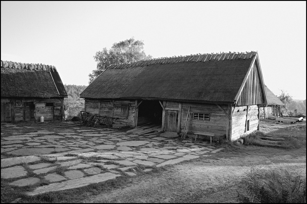 Photograph Old farm... by Almqvist Photo on 500px