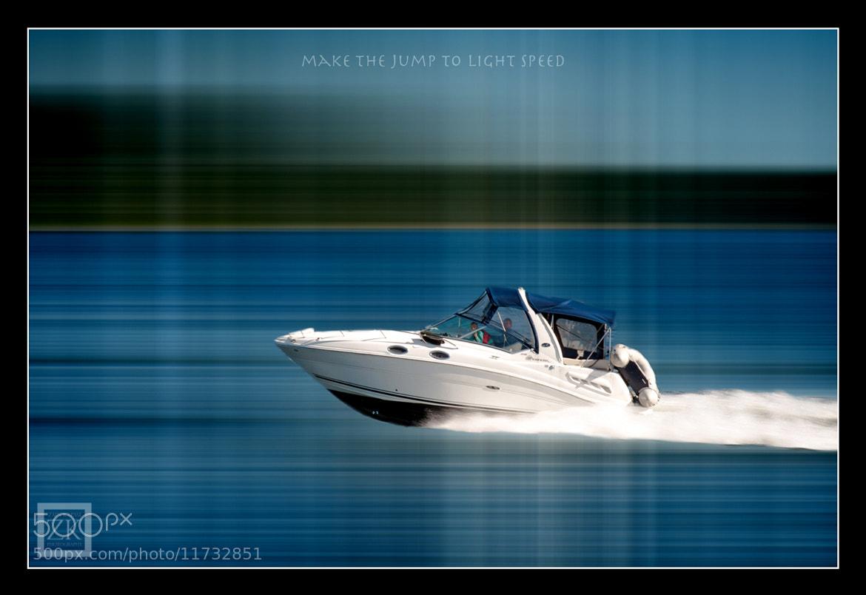 Photograph Make the jump to light speed by Zain Kapasi on 500px
