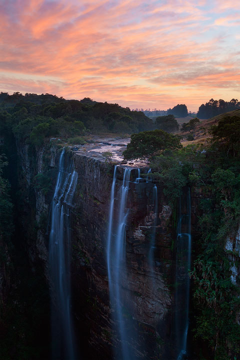 Photograph Magwa Falls by Hougaard Malan on 500px