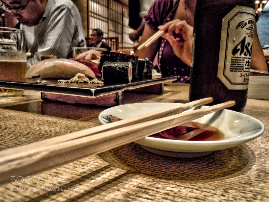 Photograph a summer dinner in shinjuku by Kayman Studio on 500px