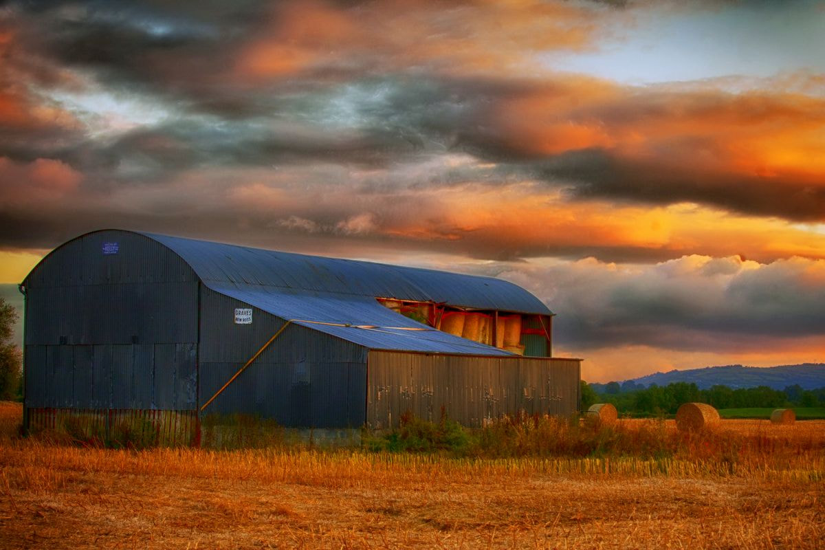 Photograph The golden hour. by Edward Dullard on 500px
