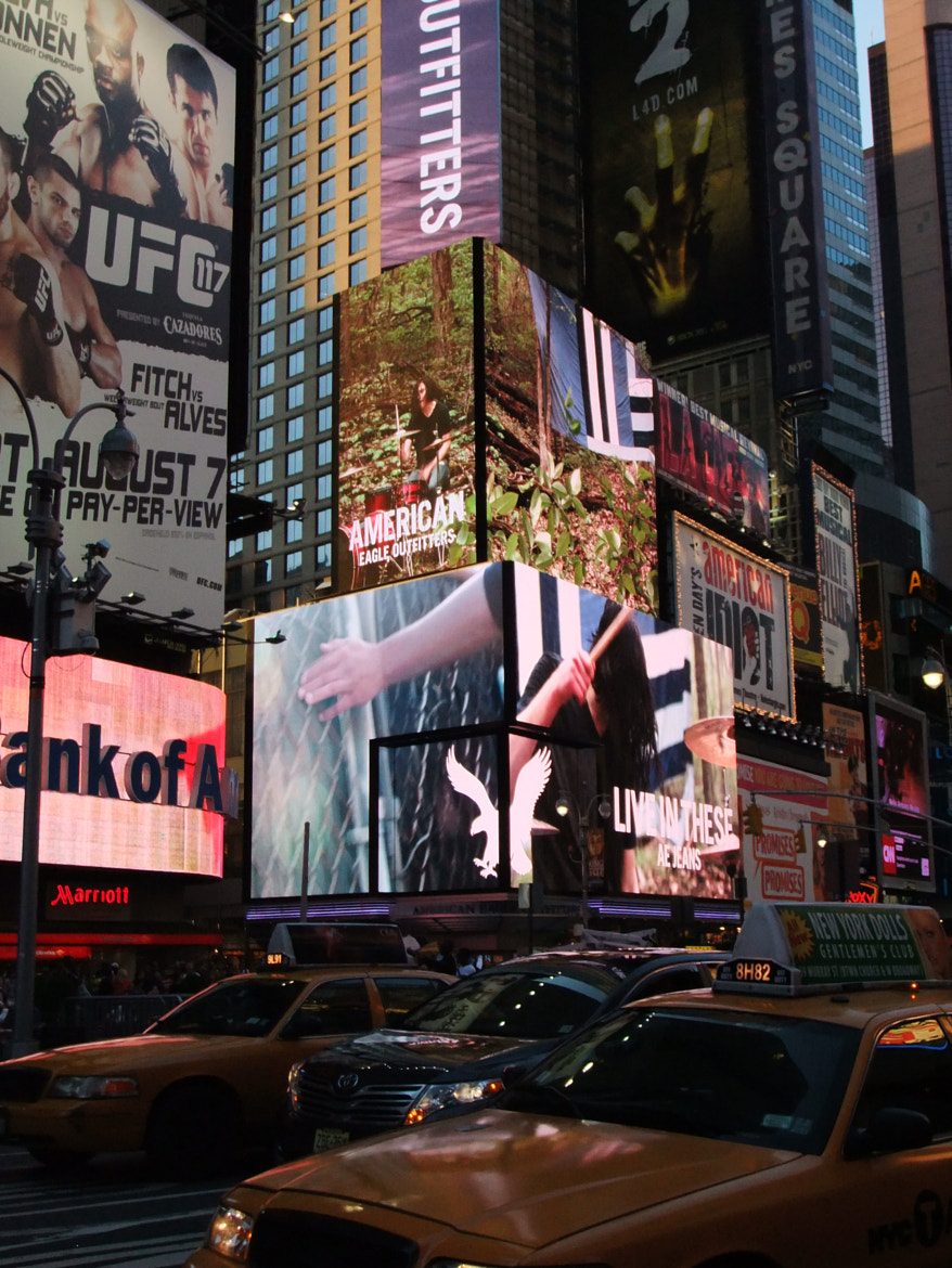 Photograph Time square by Andy Pipin on 500px