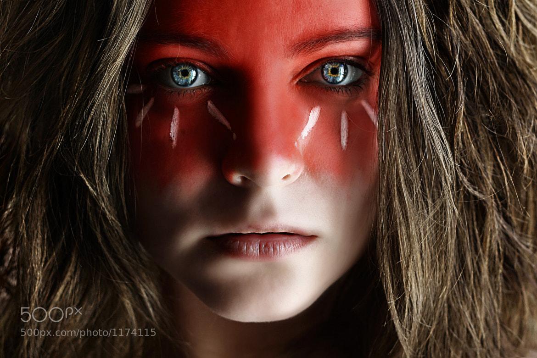 Photograph War Paint by Lauren Bates on 500px