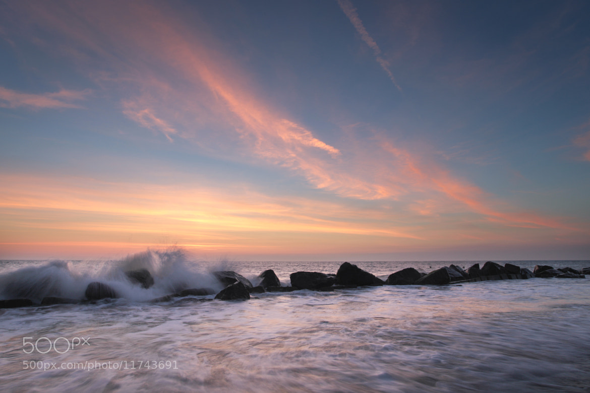 Photograph A Slow Start Happisburgh by Simon Wrigglesworth on 500px
