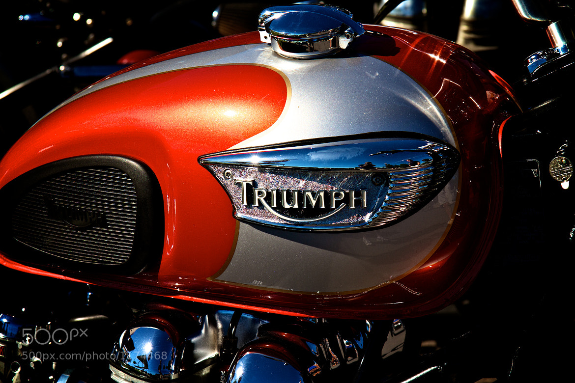 Photograph Triumph by Joe Cohn on 500px