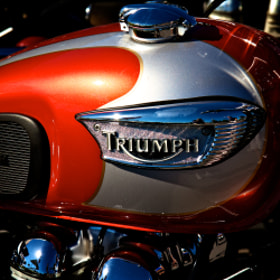 Triumph by Joe Cohn (joecohn)) on 500px.com