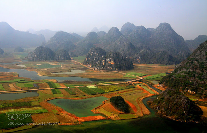 Photograph Landscape by FANG YI 99 on 500px