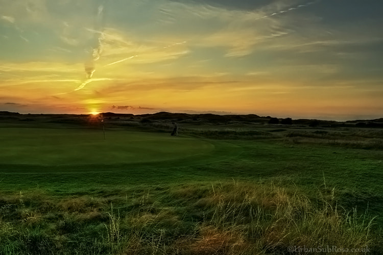 Photograph Golf Course by Brian Sayle on 500px
