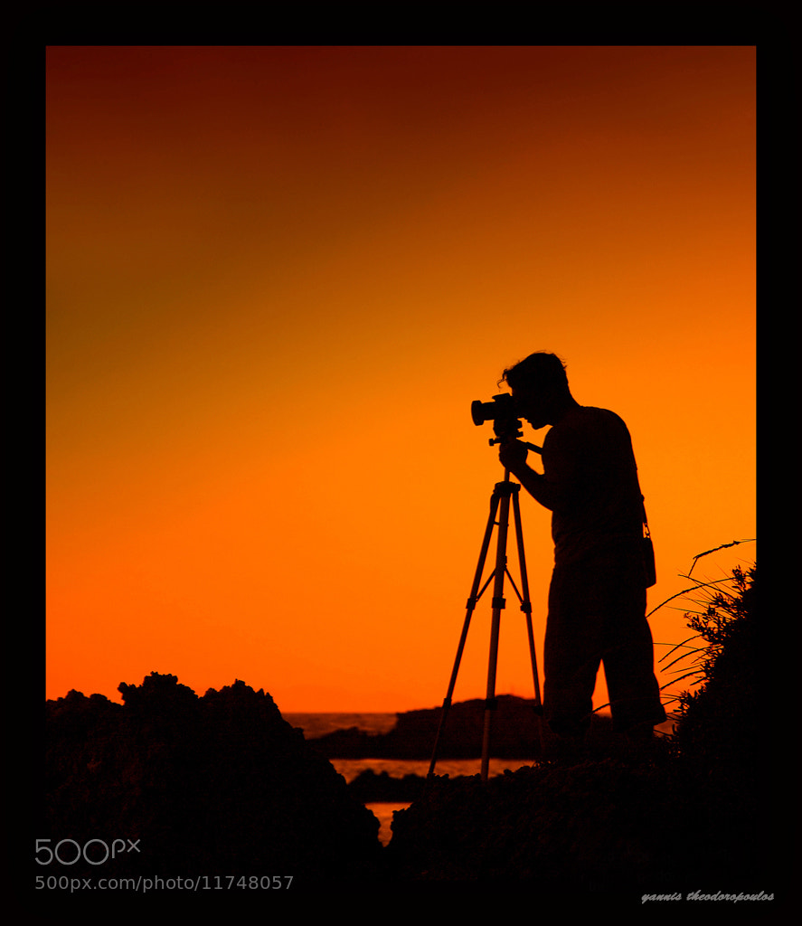 Photograph the photographer by yiannis theodoropoulos on 500px