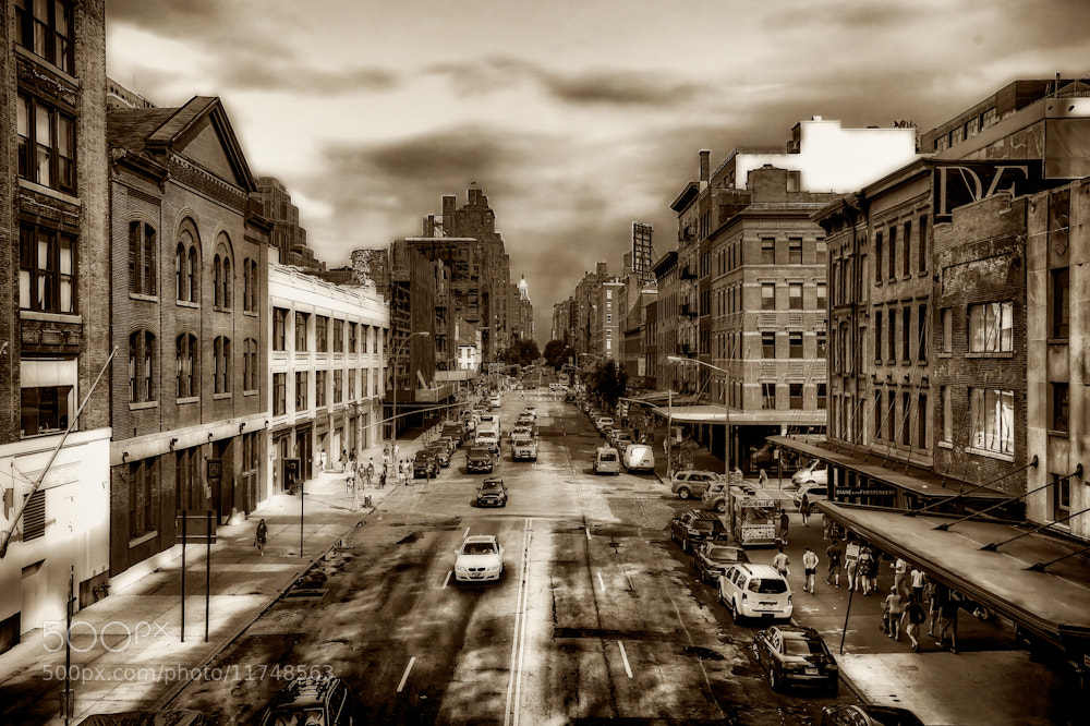 Photograph Old World Look In The New World by Linda Karlin on 500px