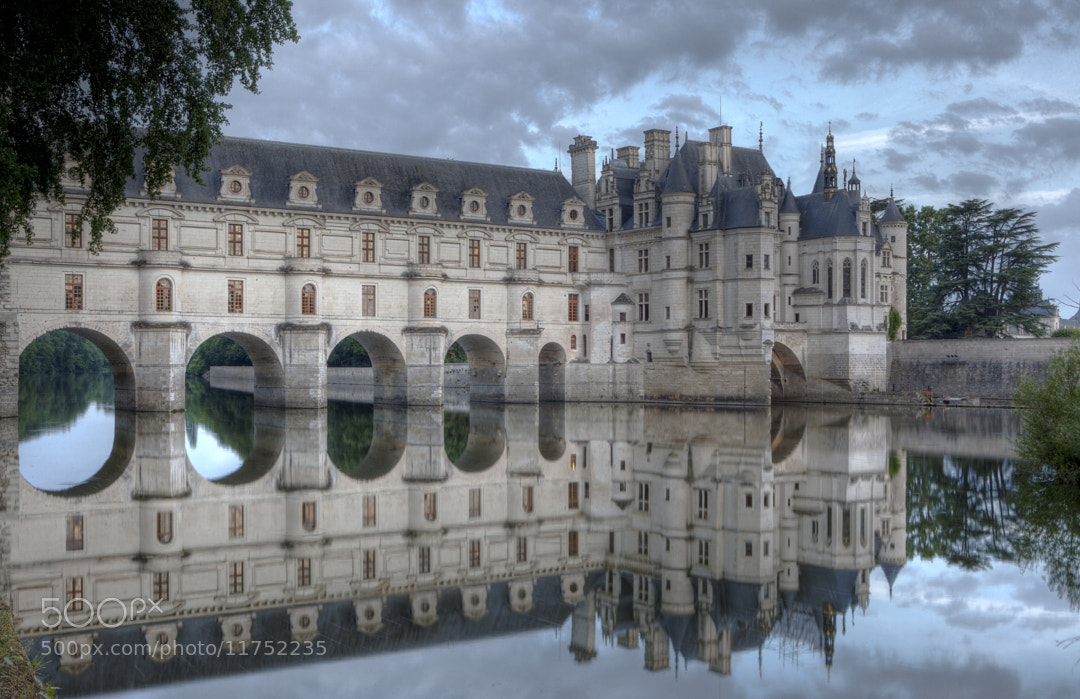 Le Château de Chenonceau, Loire Valley, France, by Keith Burtonwood