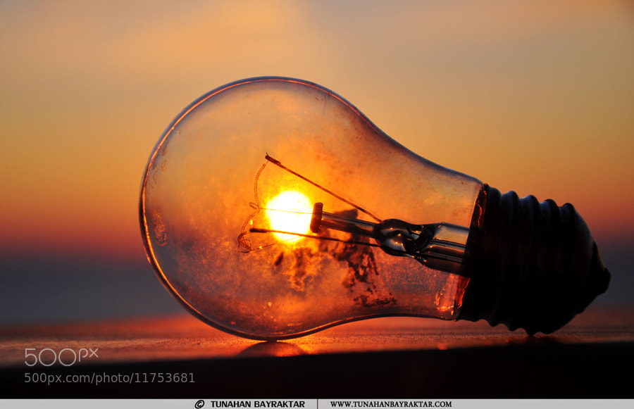 Photograph AMPUL ( BULB ) by Tunahan Bayraktar on 500px