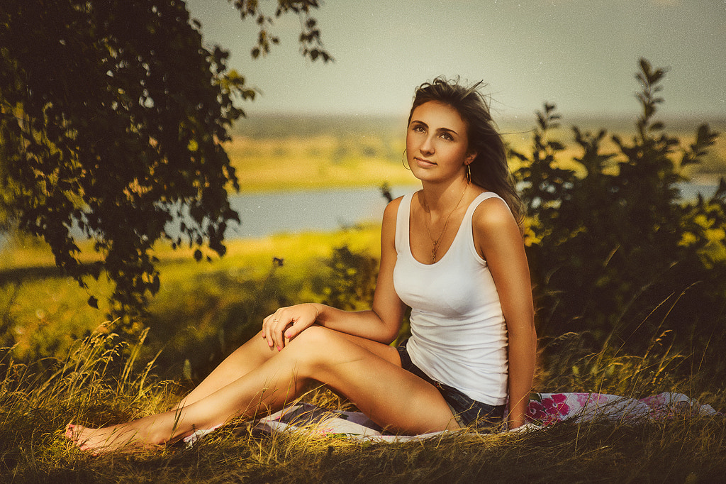 Photograph Alina by Alexey Oborotov on 500px