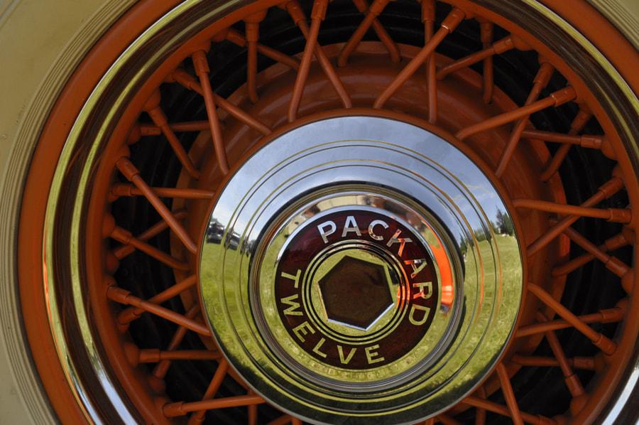 Packard Wheel