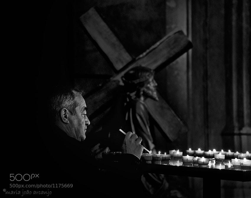 Photograph THE FAITH OF MEN by maria joão arcanjo on 500px