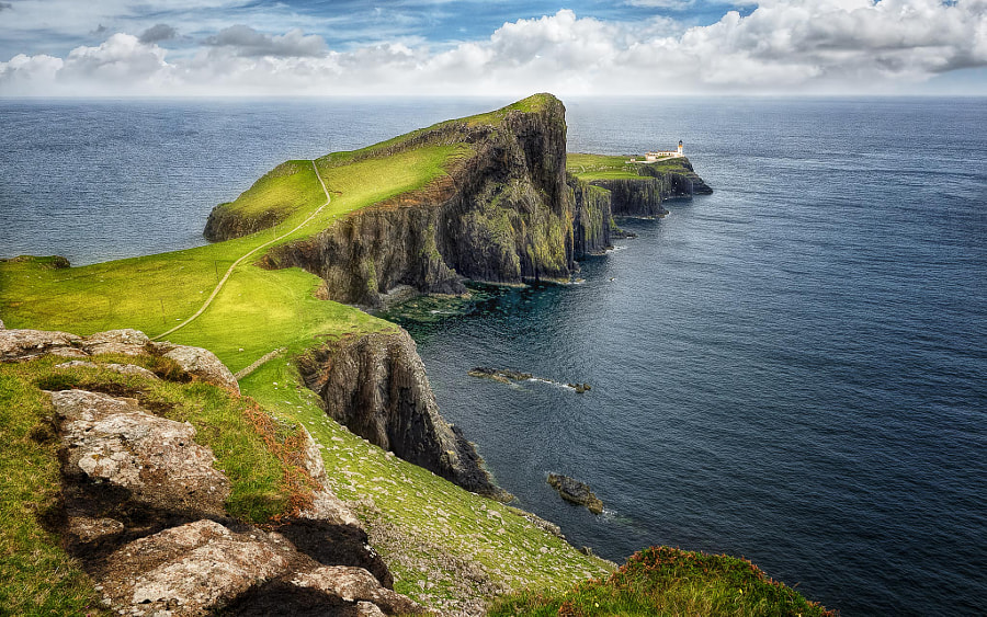Photograph Neist Point by Dirk Seifert on 500px