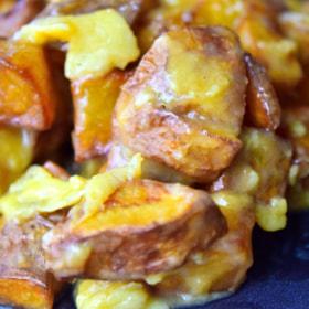 Eggs-potatoes