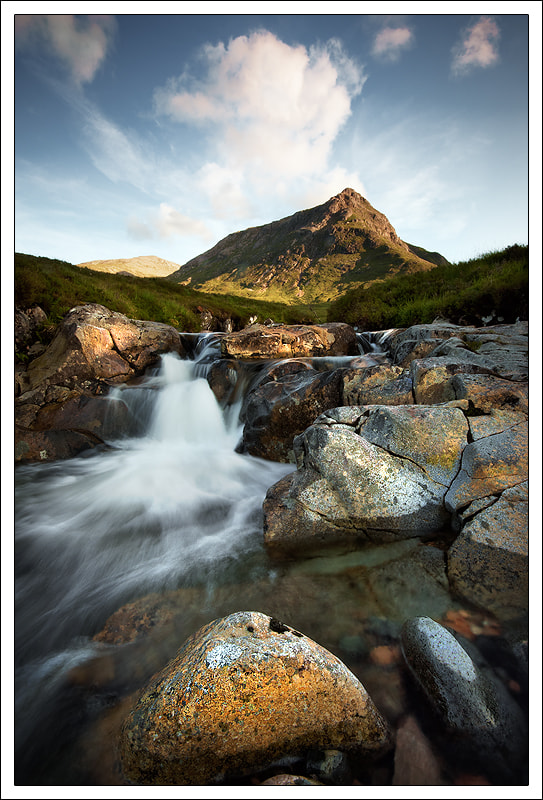 Photograph Highland Water by Alex Scott on 500px
