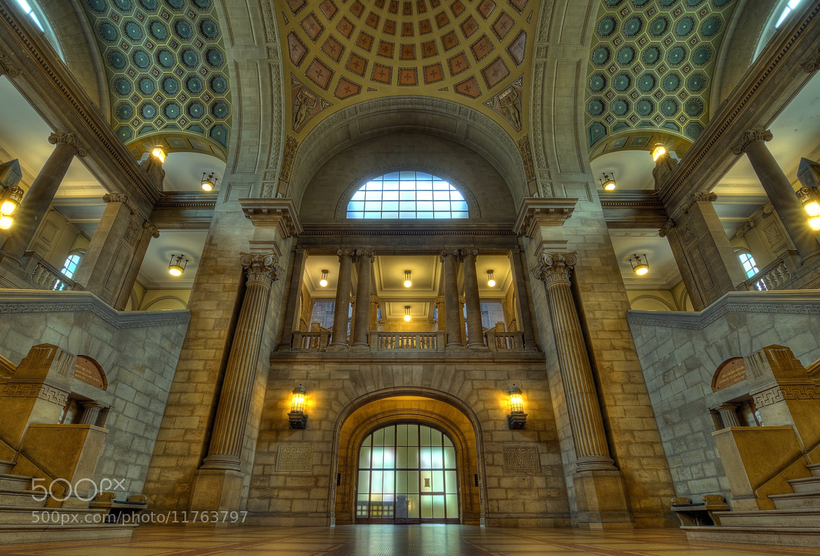 Photograph Entrance Appellate Court Hamburg by Luna Pictures on 500px