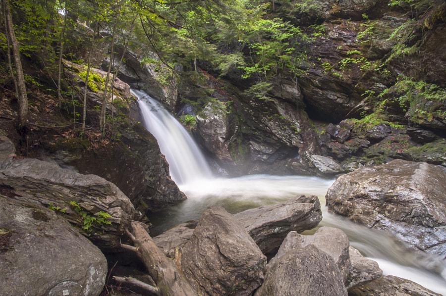 Bingham Falls, Stowe VT