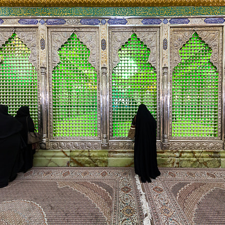 The Tomb of Imam Khomeini