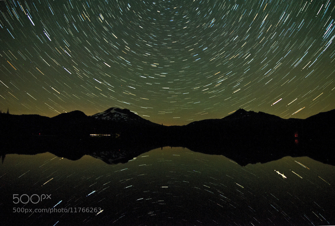 Photograph Cascade Summer Night by Charles Cockburn on 500px
