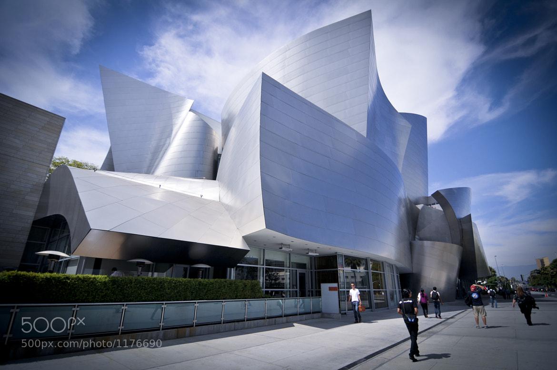 Photograph Walt Disney Concert Hall by Patrick Slaven on 500px