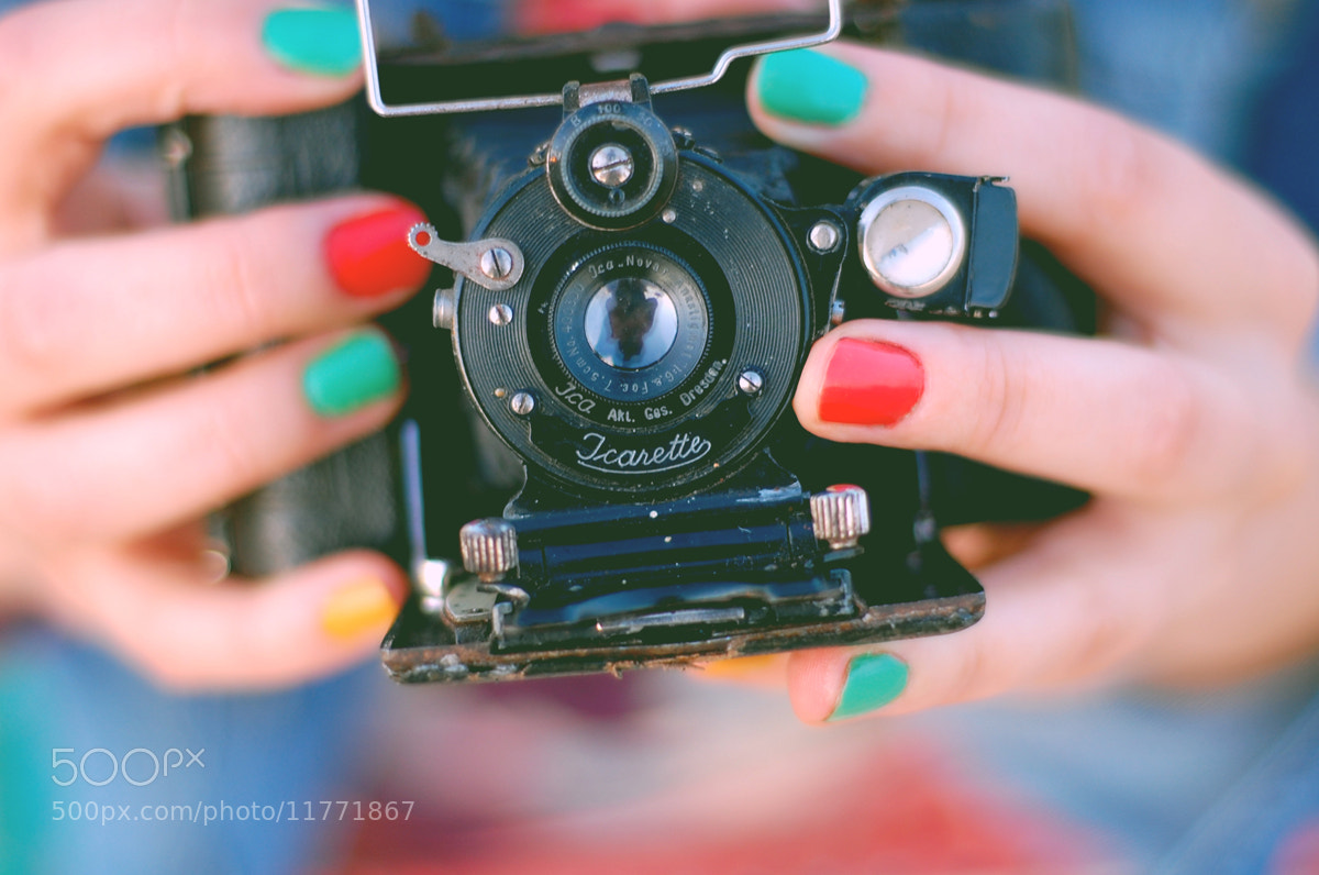 Photograph colours and colours and colours of colours by Aline Martin on 500px