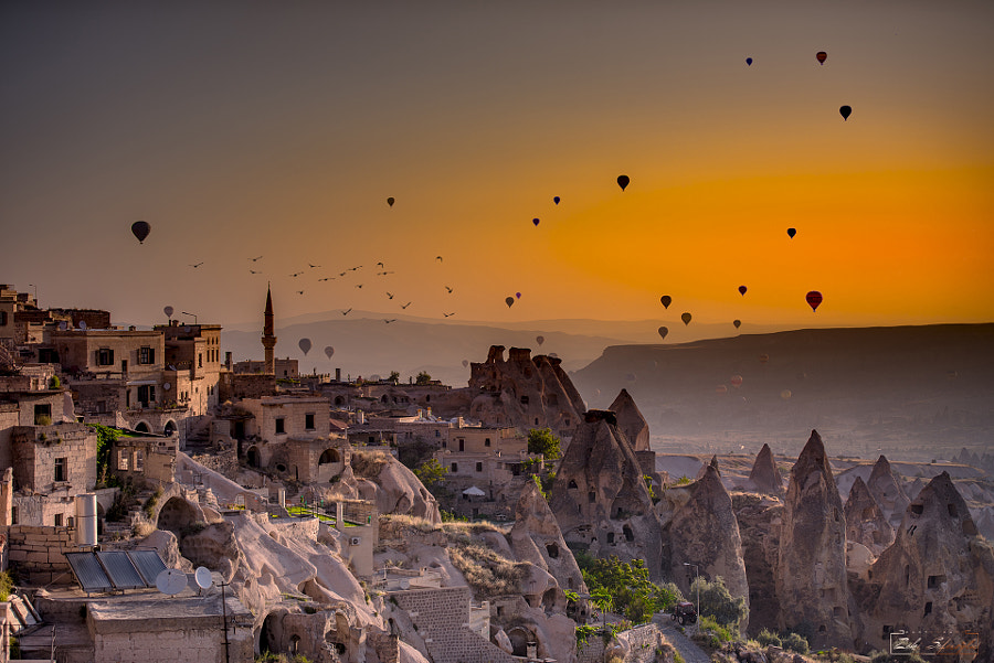 The miracle of God  Time: 05:52 by Zeki Seferoglu on 500px.com