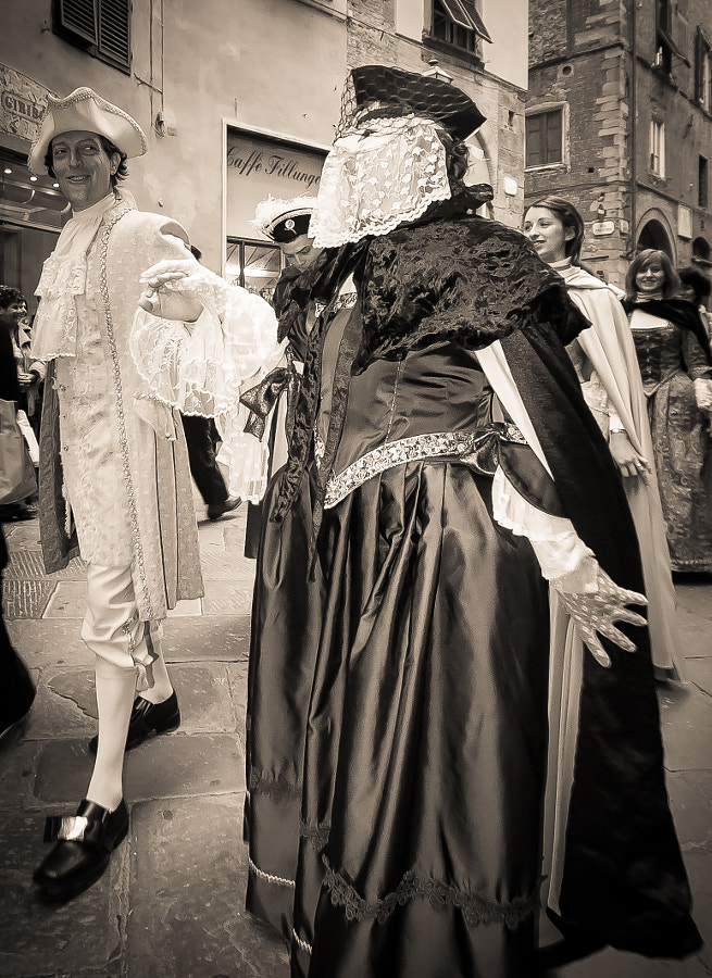 Danse Macabre – Lucca, Italy by Pat Kofahl on 500px.com