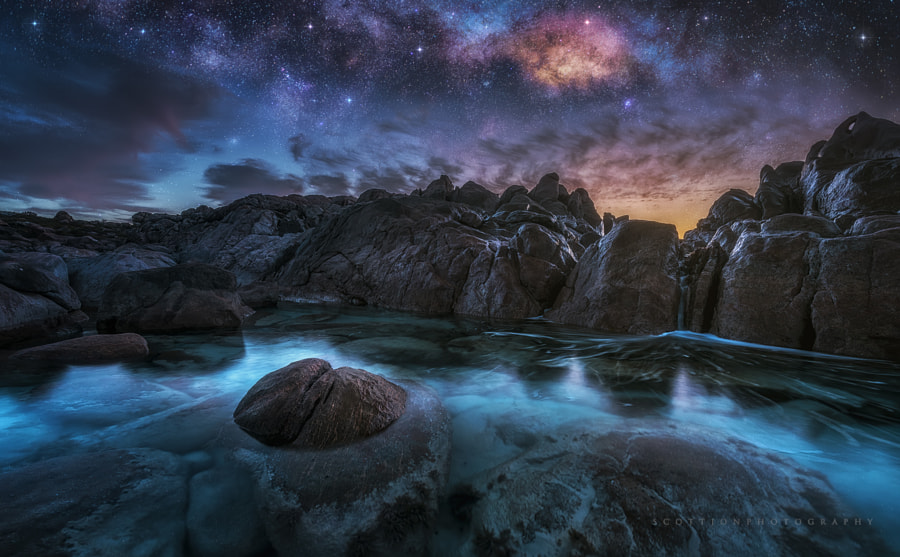 Photograph Interstellar by Scott McCook on 500px