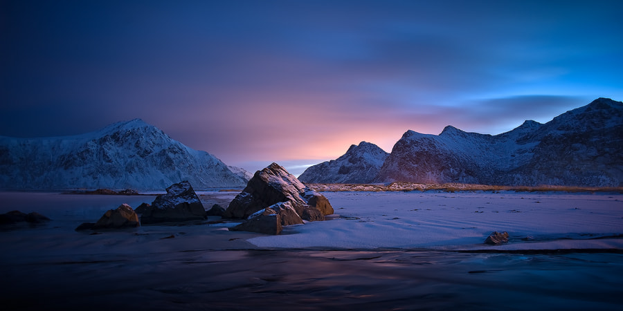 Photograph Flakstad Beach by Gary Newman on 500px