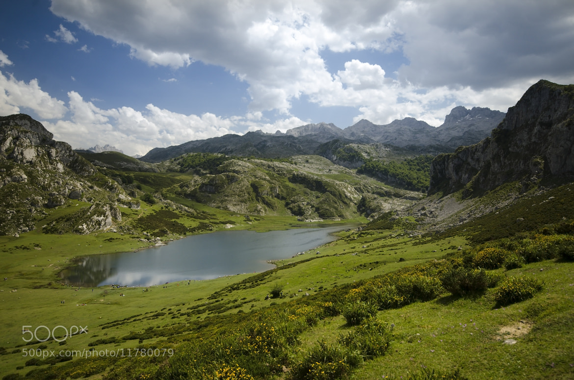 Photograph Ercina Lake, Covadonga (Asturias-Spain) by Víctor Campano on 500px