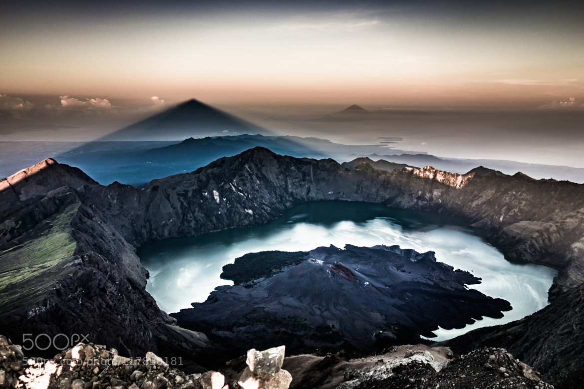 Mount Rinjani Sunrise