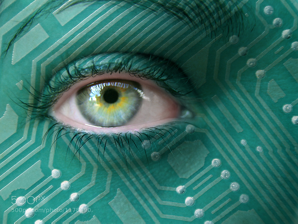 Photograph Electric Eye by Mark Ensign on 500px