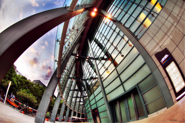 Photograph Taipei Arena by TaoTzu Chang on 500px