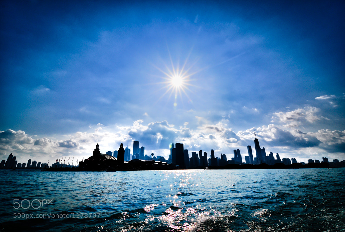 Photograph Chicago Skyline by Chris Allen on 500px
