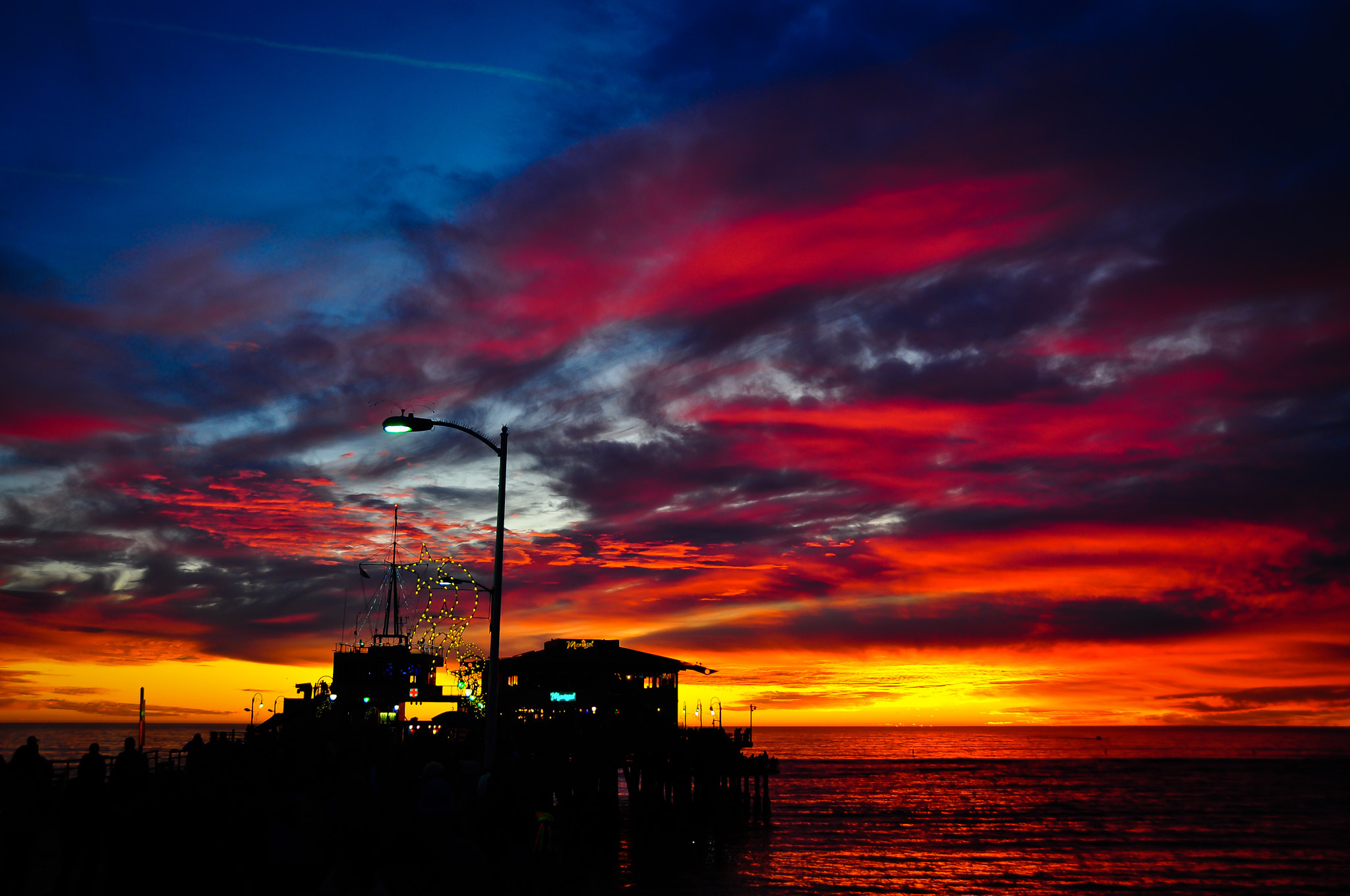 Photograph Santa Monica Pier by Chris Allen on 500px