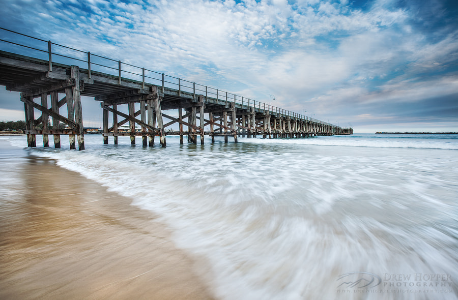 Photograph Coffs Harbour Jetty by Drew Hopper on 500px