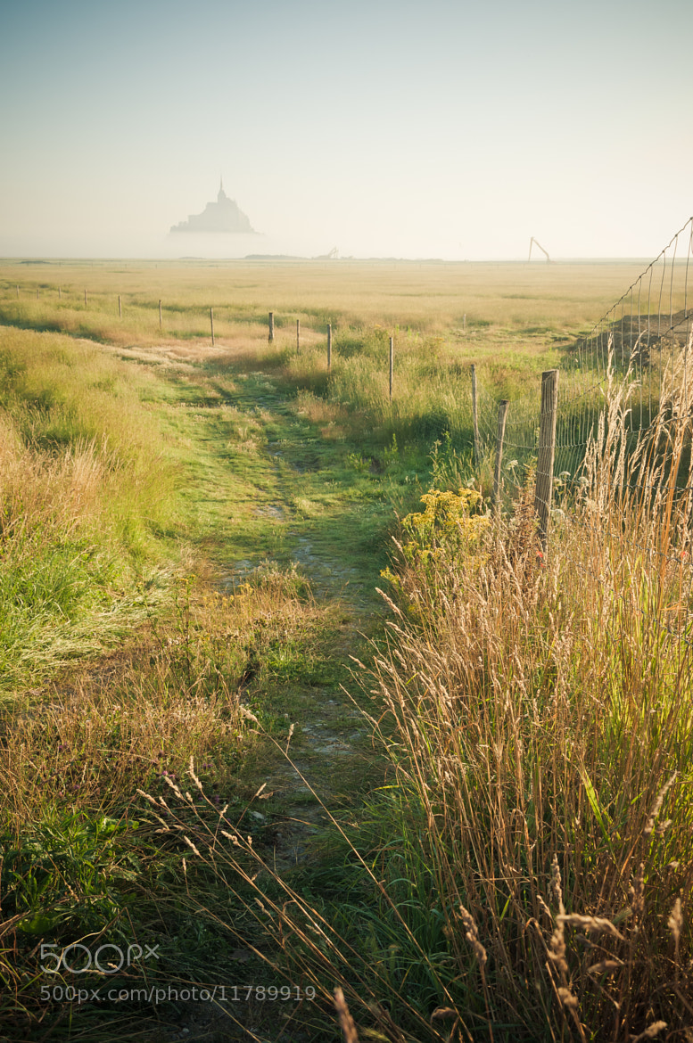 Photograph Morning in Mont Saint Michel by Anh Huy Pham on 500px