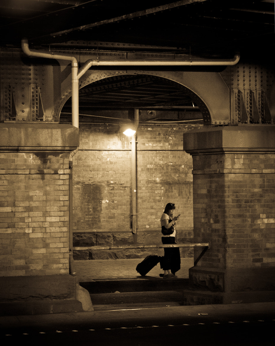 Photograph Waiting - Melbourne, Australia by Craig Robertson on 500px