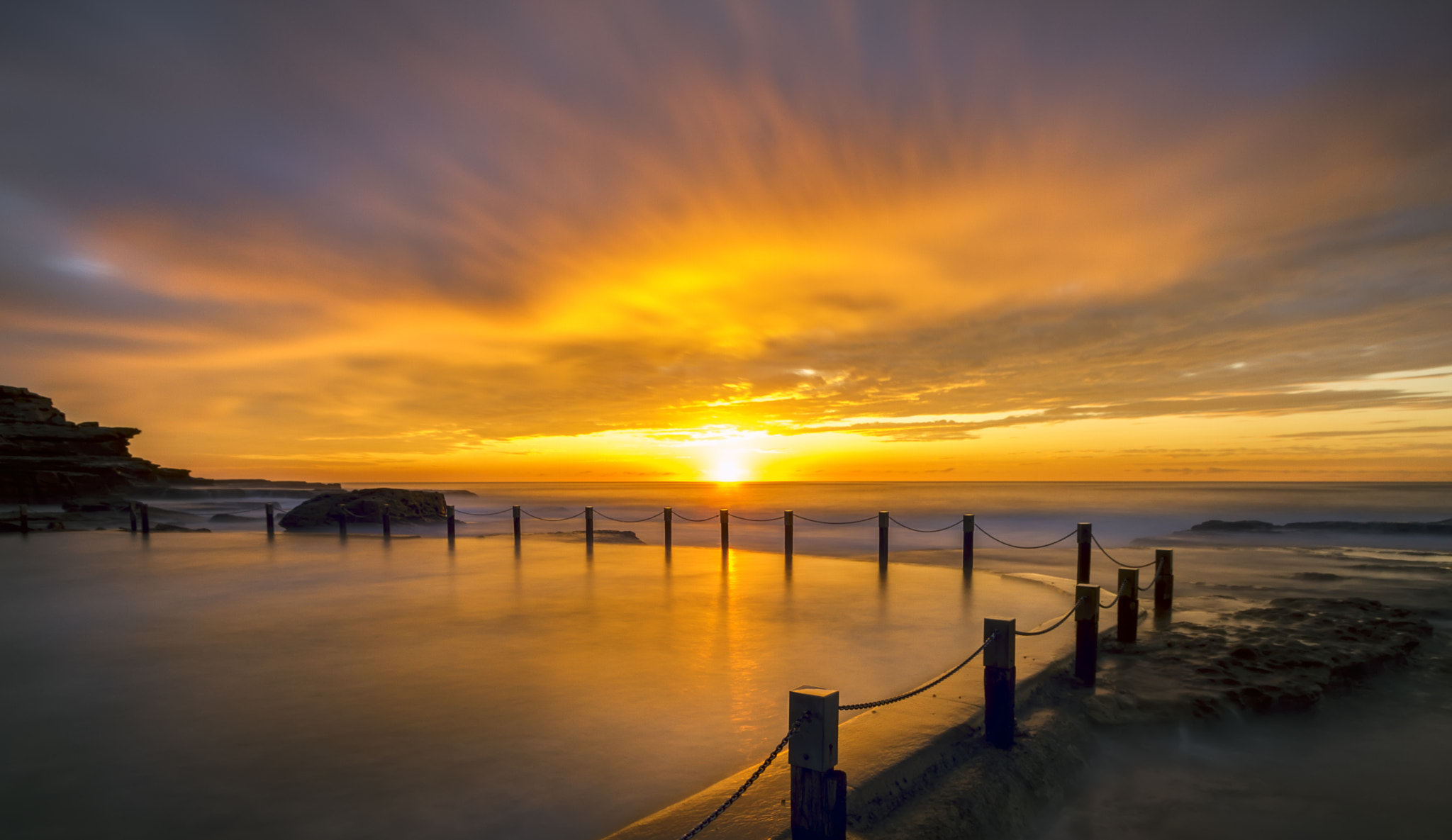 Photograph Passion in the Sky by Mark Lucey on 500px