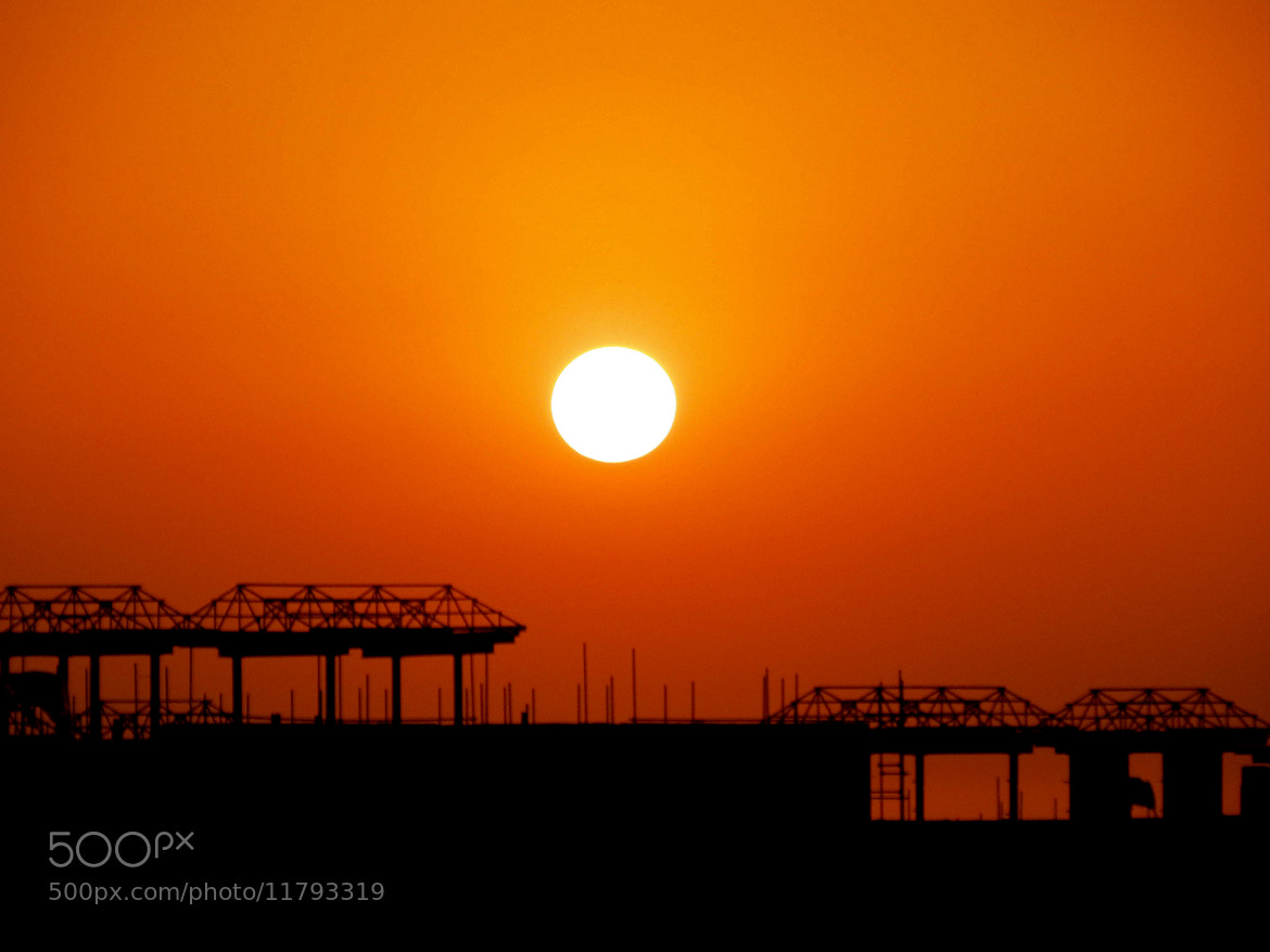 Photograph Sunset II by Milad Ghasemi on 500px