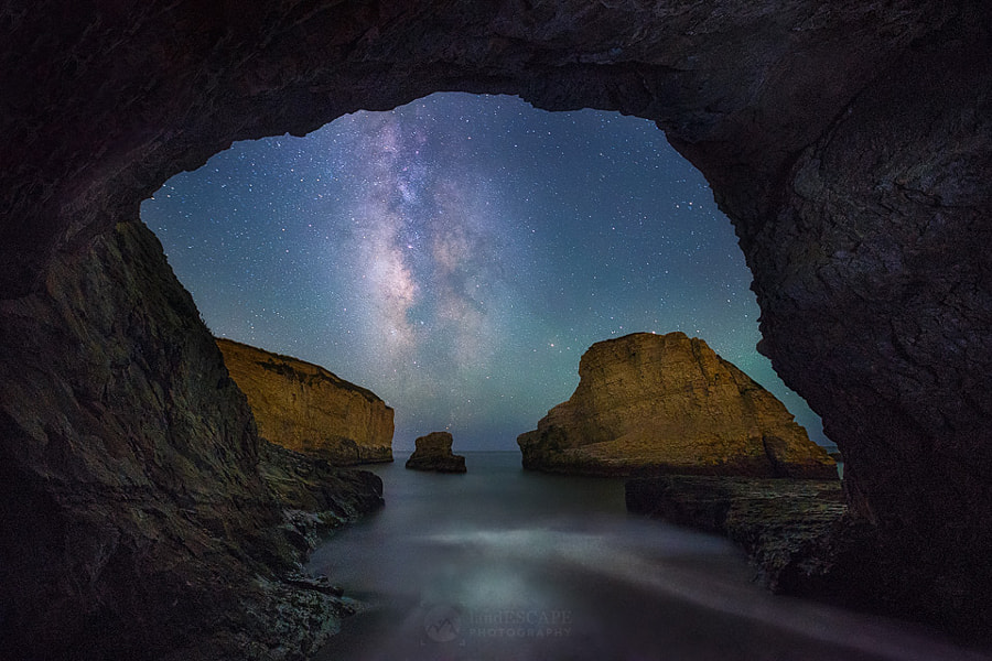 Photograph Galactic Portal by Jeff Lewis on 500px
