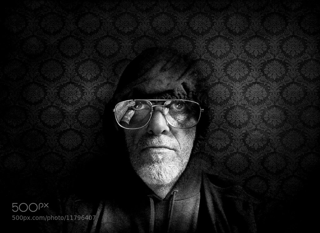 Photograph my best friend Ted. by Brandon  Flowers on 500px
