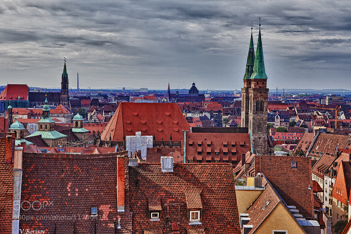 Photograph Middle Ages roofs by Vladimir Borisov on 500px